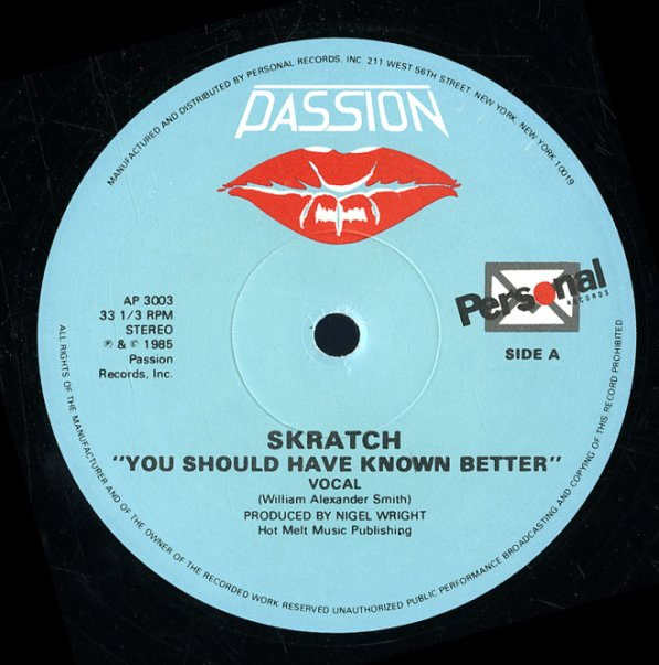 Skratch You Should Have Known Better Remix