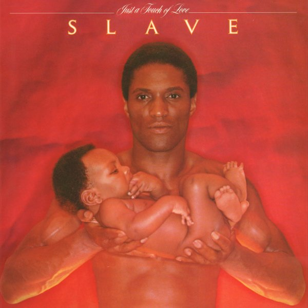 Slave Just A Touch Of Love Lp Vinyl Record Album