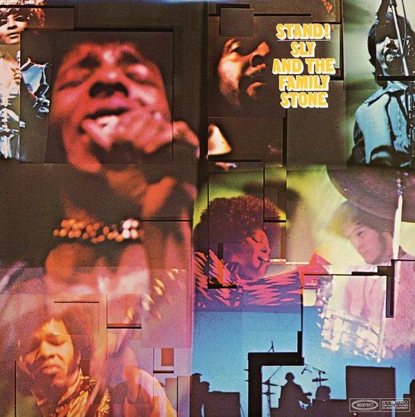 Sly Amp The Family Stone Stand Lp Vinyl Record Album