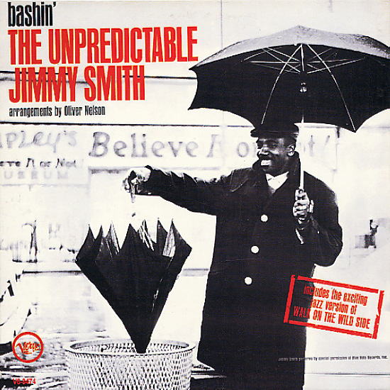 Jimmy Smith Bashin The Unpredictable Jimmy Smith Lp