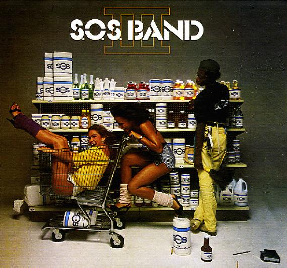 SOS Band : SOS III (with bonus tracks) (CD) -- Dusty ...