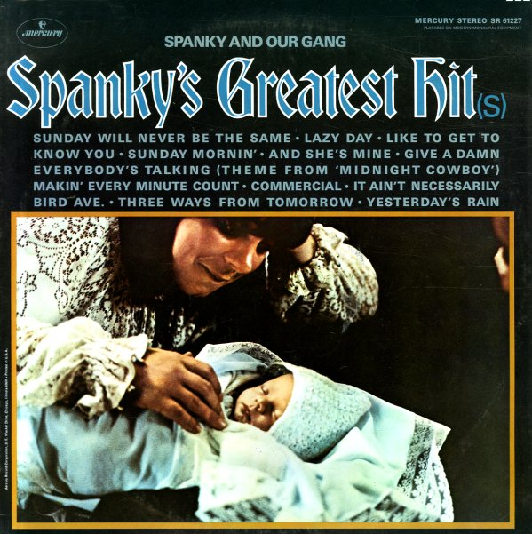Spanky Amp Our Gang Spanky S Greatest Hits Lp Vinyl