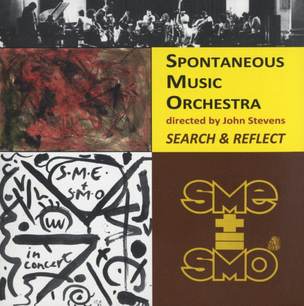 spontaneous music orchestra search reflect cd dusty groove is chicago 39 s online record store. Black Bedroom Furniture Sets. Home Design Ideas