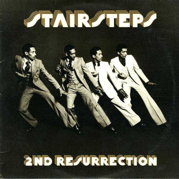 Stairsteps 2nd Resurrection Lp Vinyl Record Album