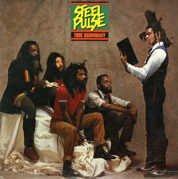 Steel Pulse True Democracy Lp Vinyl Record Album