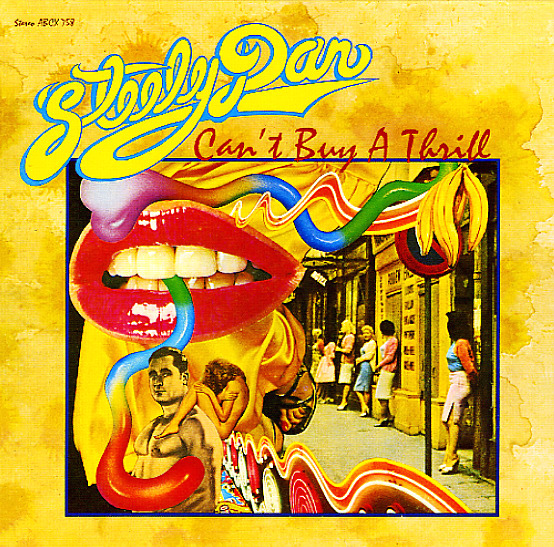 Steely Dan Can T Buy A Thrill Lp Vinyl Record Album
