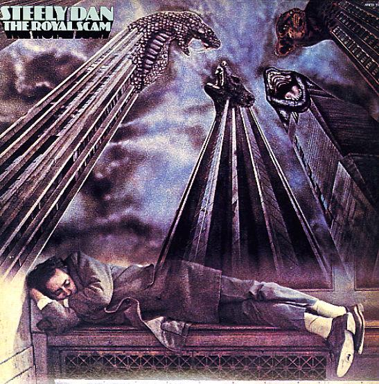 Steely Dan Royal Scam Lp Vinyl Record Album Dusty