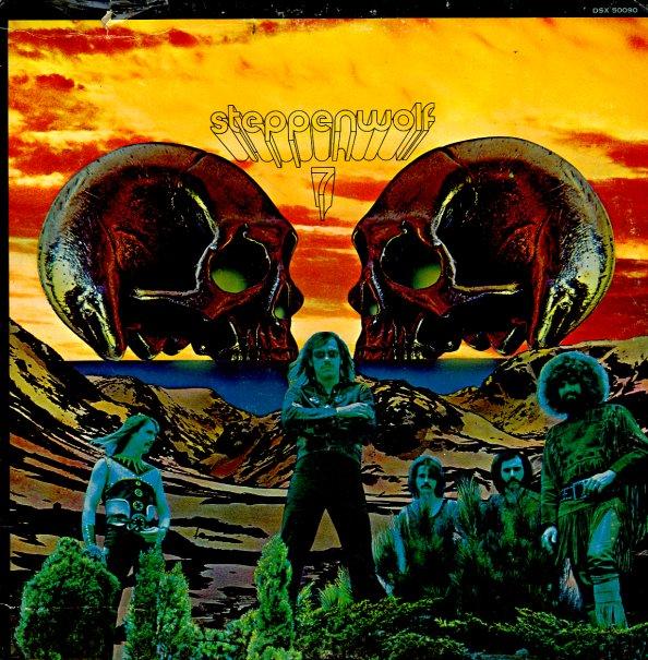 Steppenwolf Steppenwolf 7 Lp Vinyl Record Album
