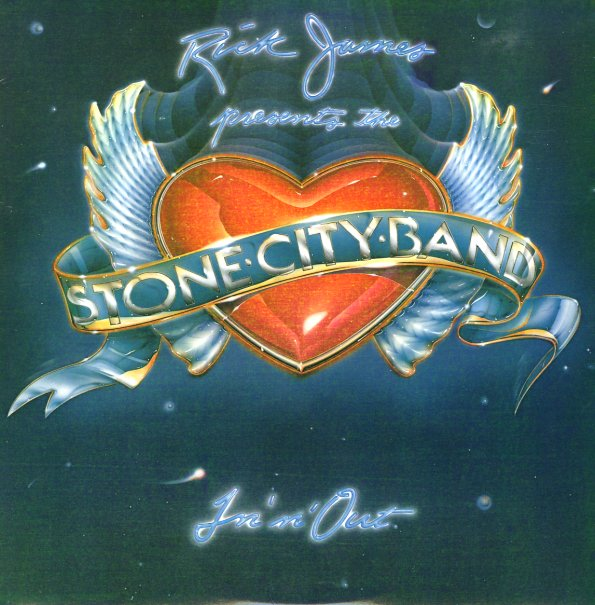 Stone City Band In N Out Lp Vinyl Record Album