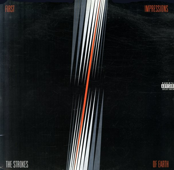 Strokes First Impressions Of Earth Lp Vinyl Record