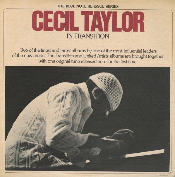 cecil taylor in transition jazz advance love for sale lp vinyl record album dusty. Black Bedroom Furniture Sets. Home Design Ideas