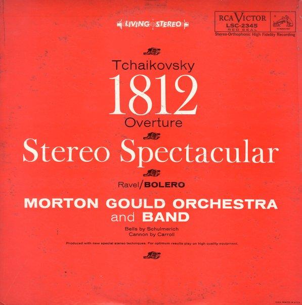 Tchaikovsky Ravel 1812 Overture Op 49 Bolero Morton