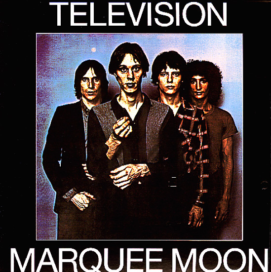 Television Marquee Moon 180 Gram Pressing Lp Vinyl