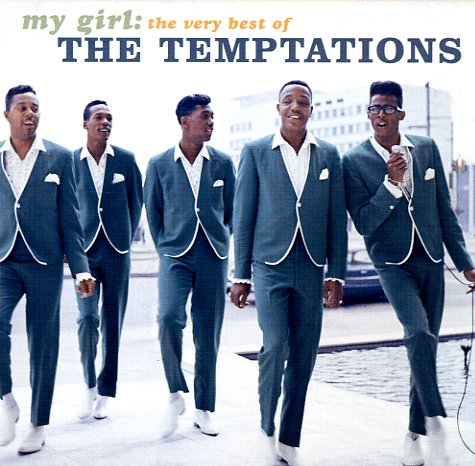 Temptations My Girl Very Best Of The Temptations Cd