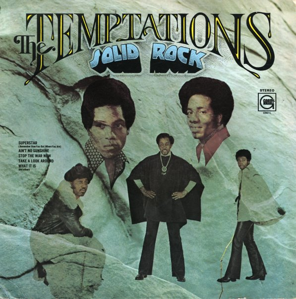 Temptations Solid Rock Cd Dusty Groove Is Chicago S
