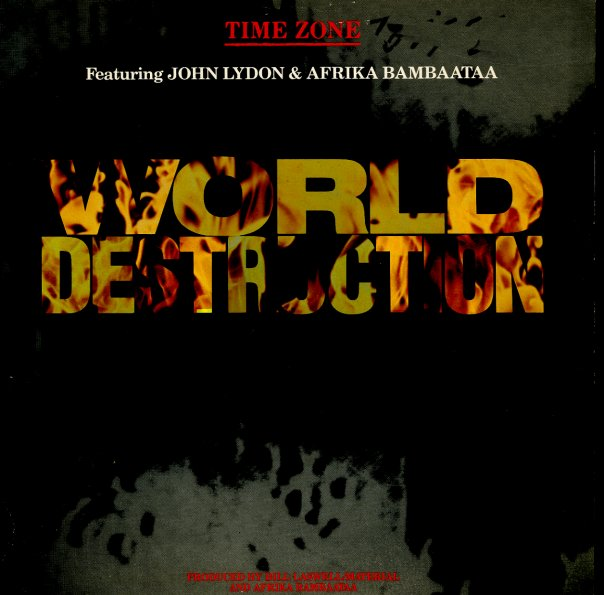 Time Zone World Destruction 5 30 6 20 12 Inch Vinyl