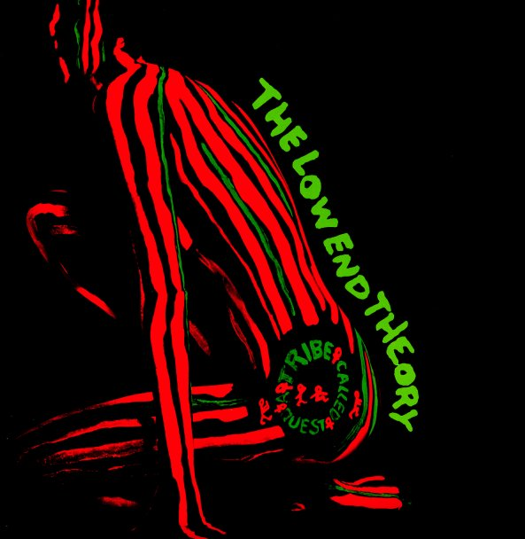 Tribe Called Quest Low End Theory Lp Vinyl Record