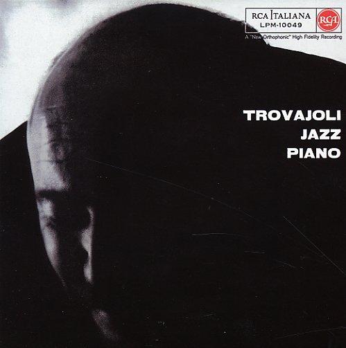 Armando Trovajoli : Trovajoli Jazz Piano (LP, Vinyl record