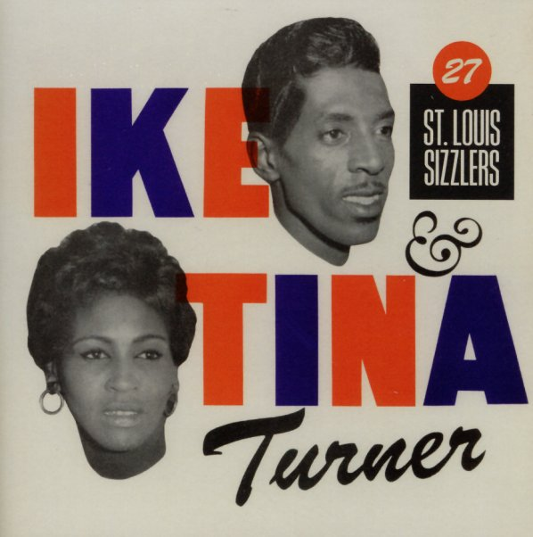 Ike Amp Tina Turner 27 St Louis Sizzlers Cd Dusty
