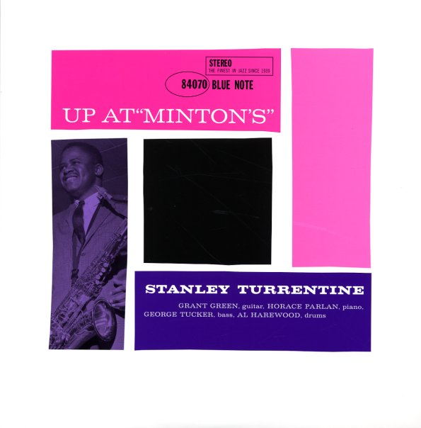 Stanley Turrentine Up At Mintons