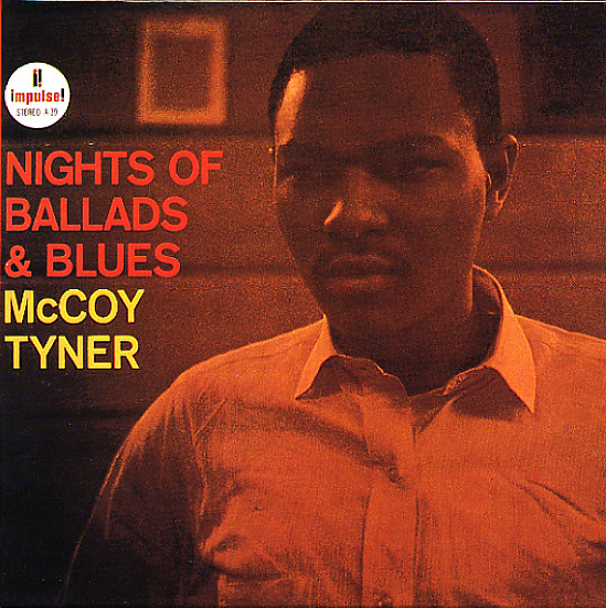 Mccoy Tyner Nights Of Ballads Amp Blues Lp Vinyl Record