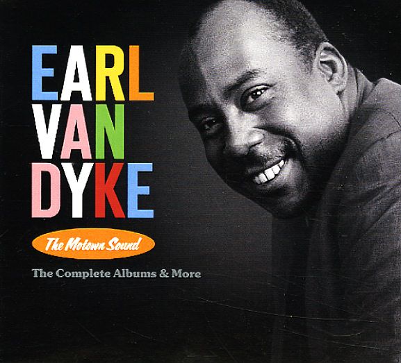 Earl Van Dyke Motown Brass The 6 By 6