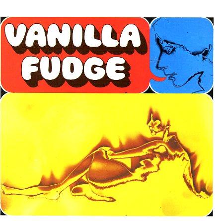 Image result for VANILLA FUDGE SELF TITLED