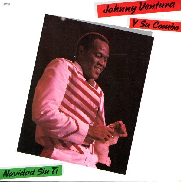 Johnny Ventura Navidad Sin Ti Lp Vinyl Record Album