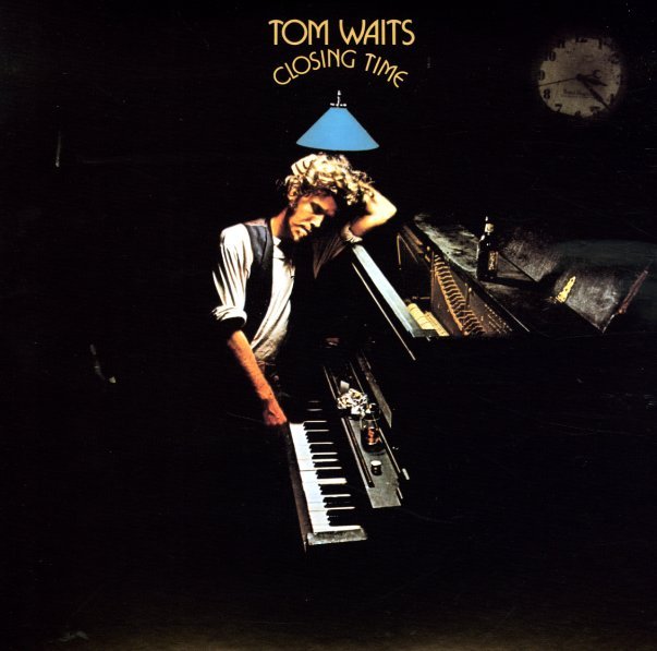 Tom Waits Closing Time 180 Gram Pressing Lp Vinyl