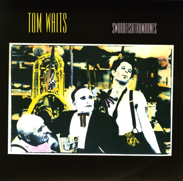 Tom Waits : Swordfishtrombones (LP, Vinyl record album)