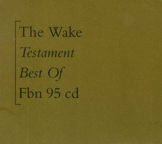 Wake -- All Categories (LPs, CDs, Vinyl Record Albums) -- Dusty