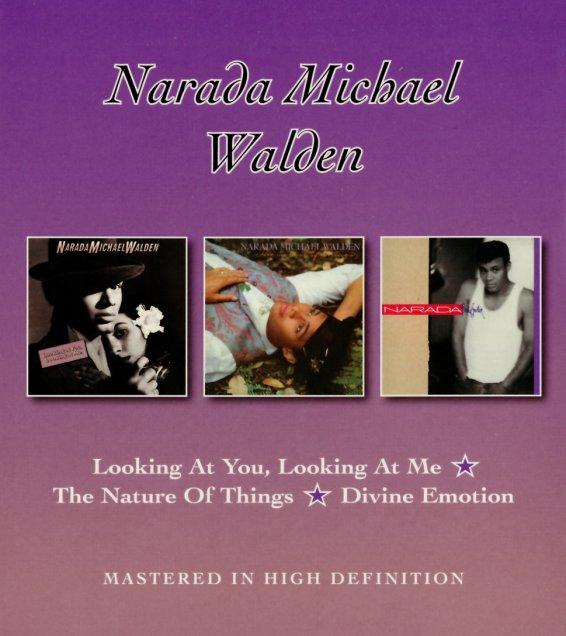 Narada Michael Walden Looking At Me Looking At You Nature Of