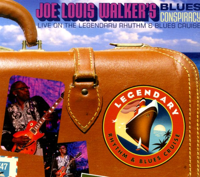 Joe louis walker blues conspiracy live on the for Cons 101