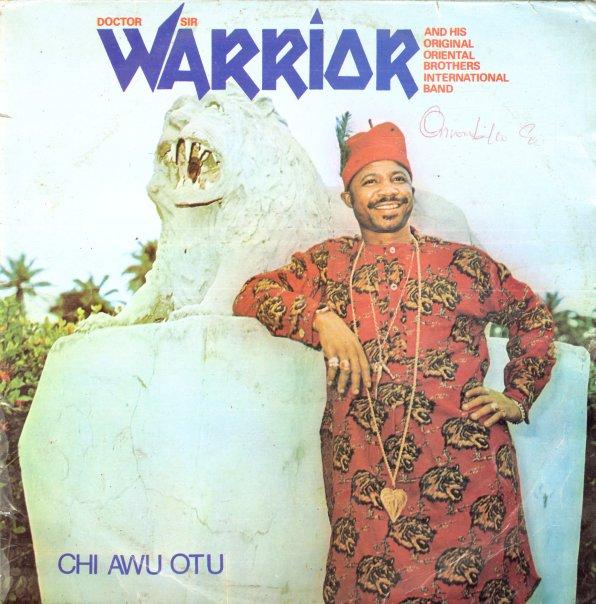 Warrior Amp His Original Oriental Brothers International