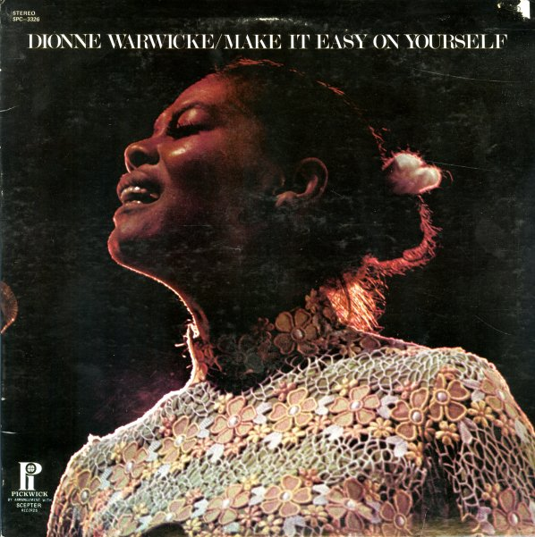 Dionne warwicke make it easy on yourself lp vinyl record album cd lp vinyl record album cover art solutioingenieria Image collections