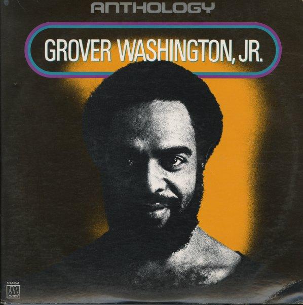 Grover Washington Jr Anthology Lp Vinyl Record Album