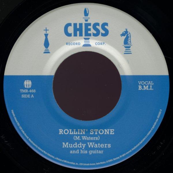 Muddy Waters Rollin Stone Walkin Blues 7 Inch Vinyl