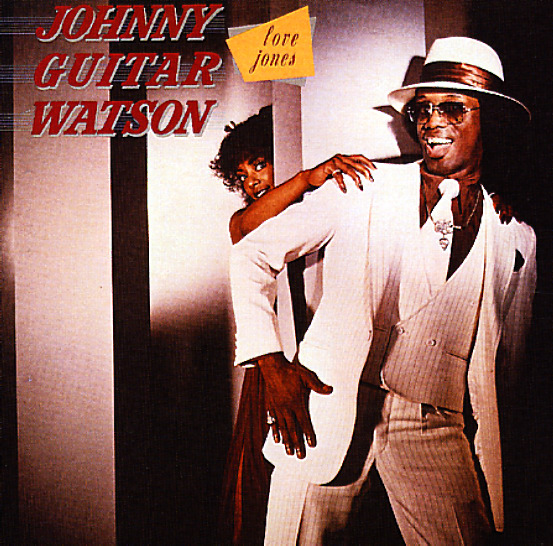 Johnny Guitar Watson Love Jones Expanded Edition With