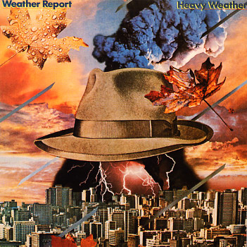 Weather Report Heavy Weather Lp Vinyl Record Album