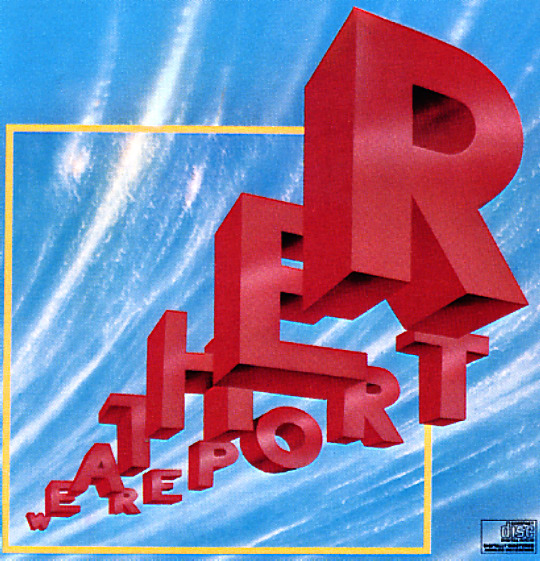 Weather Report Weather Report 1982 Lp Vinyl Record