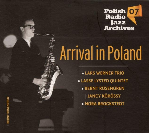 Arrival In Poland - Polish Radio Jazz Archives Vol 7