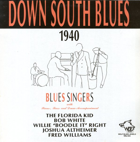 Down South Blues 1940