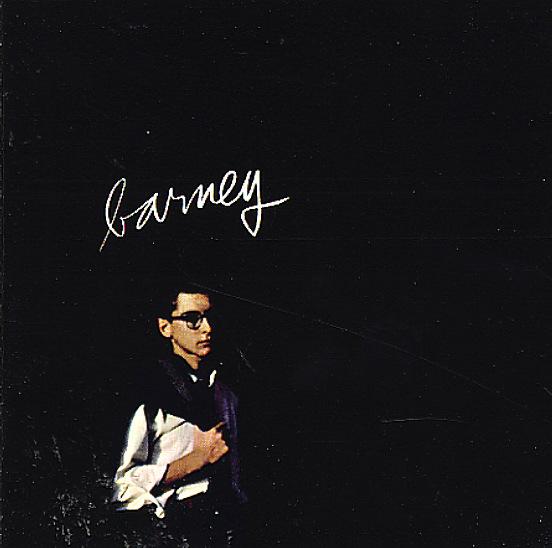 第一次看到 Barney 一張唱片封面時,錯認是 Bill Evans。