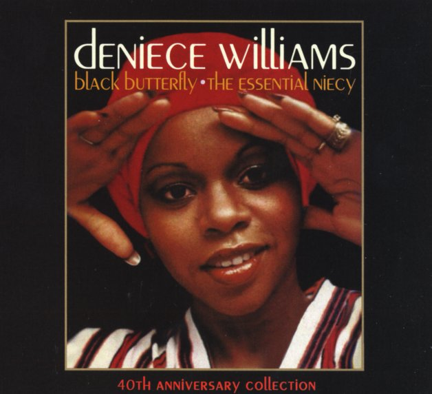 Deniece Williams Black Butterfly The Essential Niecy