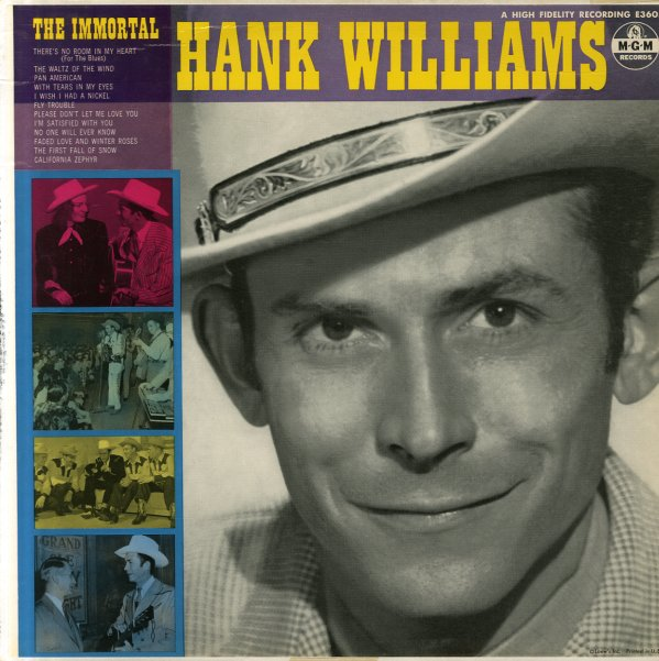 """a report on the life of hank williams jr The awkward, enduring influence of hank williams, jr """"hank williams jr sings the songs of hank williams,"""" for his father's old record the borowitz report."""