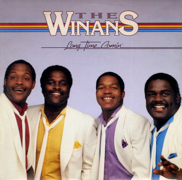 Winans Long Time Comin Lp Vinyl Record Album