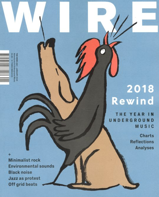 Wire : Issue 419 – January 2019 (Magazine) -- Dusty Groove is