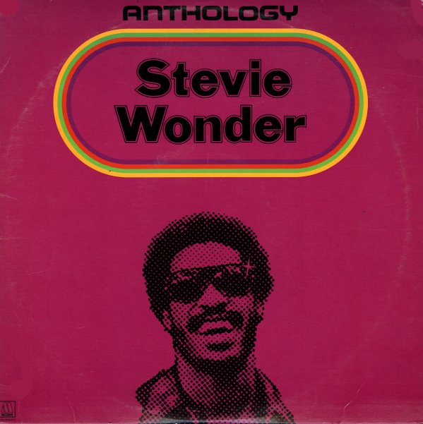 Stevie Wonder Anthology Looking Back Lp Vinyl Record