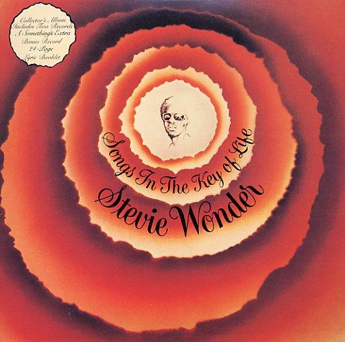 Stevie Wonder Songs In The Key Of Life Lp Vinyl Record