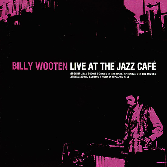 Billy Wooten - Lost Tapes
